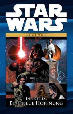 Star Wars Comic-Kollektion von Johnson,  Drew, Marangon,  Lucas, Nagula,  Michael, Nelson,  Neil, Rio,  Al, Rubio,  Kevin, Snyder,  Ray, Warner,  Chris