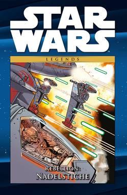 Star Wars Comic-Kollektion von Barlow,  Jeremy, Chadwick,  Paul, Giorello,  Tomas, Wilson,  Colin