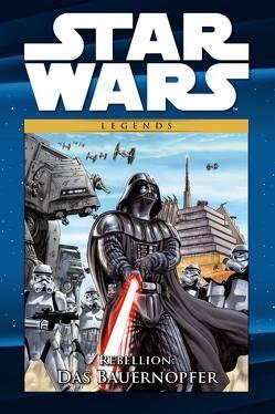 Star Wars Comic-Kollektion von Badeaux,  Brandon, Lacombe,  Michel, Nagula,  Michael, Williams,  Rob
