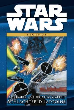 Star Wars Comic-Kollektion von Nadeau,  John, Nagula,  Michael, Stackpole,  Michael A., Strnad,  Jan, Windham,  Ryder