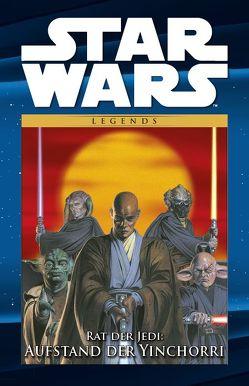 Star Wars Comic-Kollektion von Barlow,  Jeremy, Dalla Vecchia,  Christian, Fabbri,  Davide, HOON, Stradley,  Randy