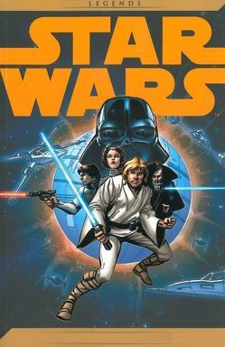 Star Wars Comic-Kollektion von Chaykin,  Howard, Nagula,  Michael, Thomas,  Roy