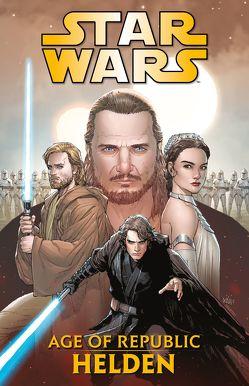 Star Wars Comics: Age of Republic – Die Helden von Houser,  Jody, Smith,  Cory