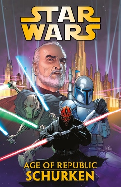 Star Wars Comics: Age of Republic – Die Schurken von Houser,  Jody, Ross,  Luke