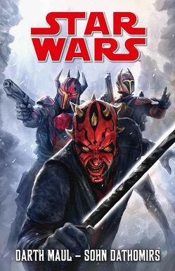 Star Wars Comics: Darth Maul – Sohn Dathomirs (Ein Comicabenteuer) von Barlow,  Jeremy, Frigeri,  Juan, Nagula,  Michael