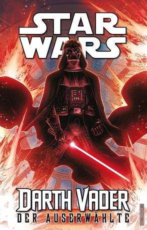 Star Wars Comics – Darth Vader (Ein Comicabenteuer): Der Auserwählte von Bellaire,  Jordie, Camuncoli,  Guiseppe, Eliopoulos,  Chris, Nagula,  Michael, Soule,  Charles, Zahn,  Jürgen