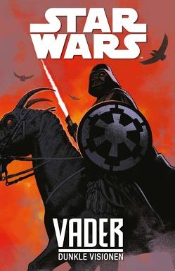 Star Wars Comics: Darth Vader (Ein Comicabenteuer): Dunkle Visionen von Aardvark,  Justin, Borges,  Geraldo, Hopeless,  Dennis, Level,  Brian, Lopez,  David, Mooney,  Stephan, Pina,  Javi, Villanelli,  Paolo