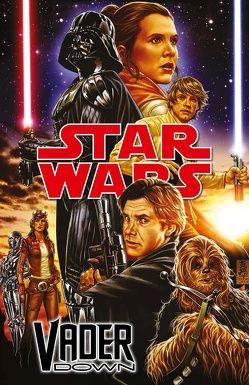 Star Wars Comics – Darth Vader (Ein Comicabenteuer): Vader Down von Aaron,  Jason, Deodato,  Mike, Gillen,  Kieron, Larroca,  Salvador, Nagula,  Michael