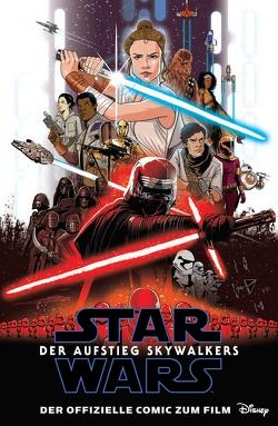 Star Wars Comics: Der Aufstieg Skywalkers von Ferrari,  Alessandro