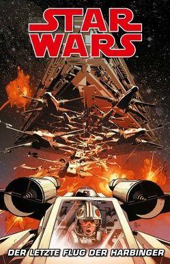 Star Wars Comics: Der letzte Flug der Harbinger (Ein Comicabenteuer) von Aaron,  Jason, Eliopouloss,  Chris, Mayhew,  Mike, Molina,  Jorge, Nagula,  Michael
