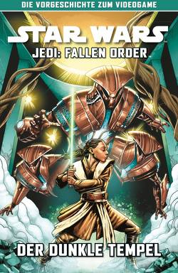 Star Wars Comics: Fallen Order – Dark Temple von Checchetto,  Marco, Rosenberg,  Matthew