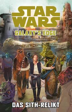 Star Wars Comics: Galaxy's Edge von Sacks,  Ethan, Sliney,  Will