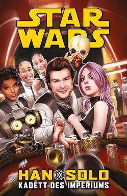 Star Wars Comics: Han Solo – Kadett des Imperiums von Kirk,  Leonard, Thompson,  Robbie