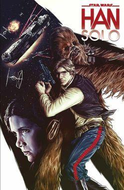 Star Wars Comics: Han Solo von Aardvark,  Justin, Brooks,  Mark, Liu,  Marjorie, Vines,  Dexter