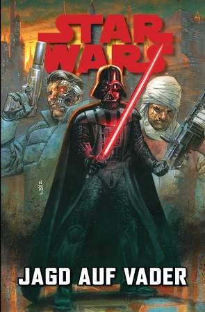 Star Wars Comics: Jagd auf Vader von Laming,  Marc, Thompson,  Robbie