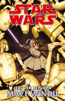 Star Wars Comics: Jedi der Republik – Mace Windu von Cowan,  Denys, Dusella,  Dennis, Owens,  Matt, Salazar,  Edgar