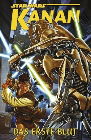 Star Wars Comics: Kanan II – Das erste Blut von Larraz,  Pepe, Weisman,  Greg
