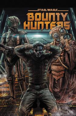 Star Wars Comics: Kopfgeldjäger II von Sacks,  Ethan, Villanelli,  Paolo