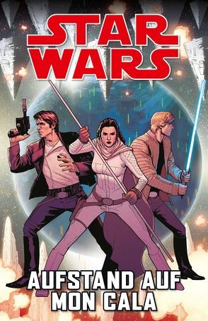 Star Wars Comics: Aufstand auf Mon Cala von Gillen,  Kieron, Larroca,  Salvador, Wieland,  Matthias