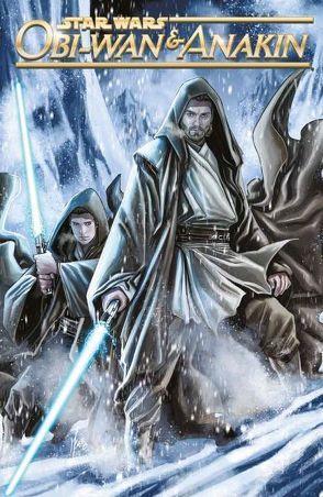 Star Wars Comics: Obi-Wan und Anakin von Checchetto,  Marco, Soule,  Charles