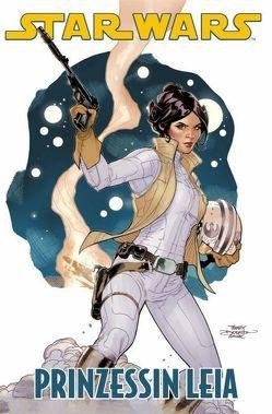 Star Wars Comics: Prinzessin Leia von Bechko,  Corinna, Hardman,  Gabriel