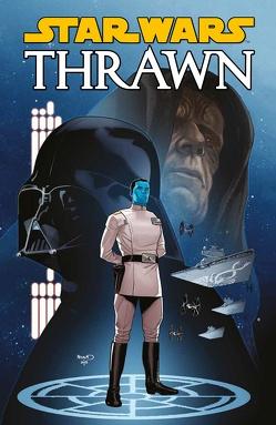 Star Wars Comics: Thrawn von Houser,  Jody, Ross,  Luke