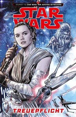 Star Wars Comics: Treuepflicht von Aardvark,  Justin, Ross,  Luke, Sacks,  Ethan