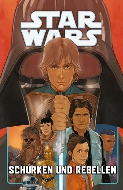 Star Wars Comics: Verbrecher und Rebellen von Noto,  Phil, Pak,  Greg