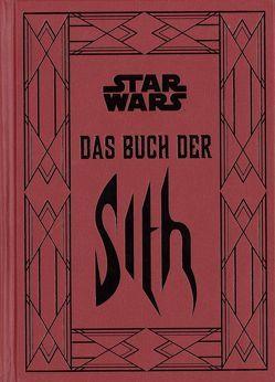 Star Wars: Das Buch der Sith von Wallace,  Daniel, Winter,  Marc