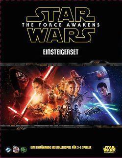 Star Wars: Das Erwachen der Macht Einsteigerset von Flanders,  Tim