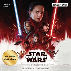 Star Wars: Die letzten Jedi von Doering,  Alexander, Kasprzak,  Andreas, Kogge,  Michael, Stiepani,  Sabine