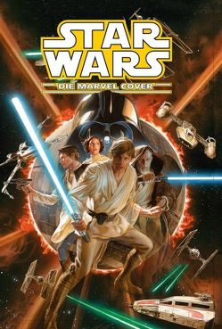 Star Wars: Die Marvel Cover von Alonso,  Axel, Harold,  Jess, Nagula,  Michael