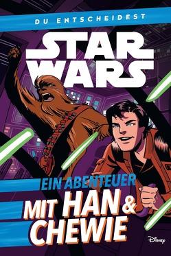 Star Wars: Du entscheidest: Ein Abenteuer mit Han & Chewie von Charetier,  Elsa, Scott,  Cavan, Winter,  Marc