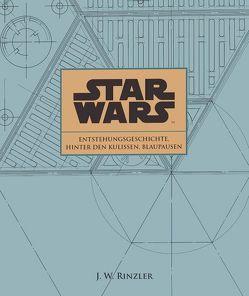 Star Wars: Entstehungsgeschichte, Hinter den Kulissen, Blaupausen von Rinzler,  J. W.