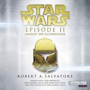 Star Wars™ – Episode II – Angriff der Klonkrieger von Moog,  Philipp, Salvatore,  R.A., Winter,  Regina