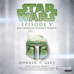 Star Wars™ – Episode V – Das Imperium schlägt zurück von Glut,  Donald F., Pampel,  Wolfgang, Westermayr,  Tony