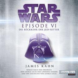 Star Wars™ – Episode VI – Die Rückkehr der Jedi-Ritter von Kahn,  James, Pampel,  Wolfgang, Westermayr,  Tony
