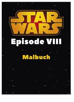 Star Wars: Episode VIII Malbuch