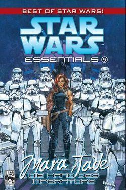 Star Wars Essentials von Ezquerra,  Carlos, Shanower,  Eric, Stockpole,  Michael A., Zahn,  Timothy