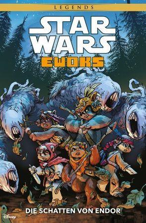 Star Wars: Ewoks – Die Schatten von Endor von Giallongo,  Zack