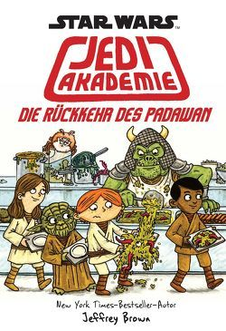 Star Wars Jedi Akademie von Brown,  Jeffrey