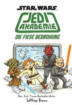 Star Wars Jedi Akademie von Brown,  Jeffrey