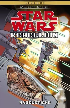 Star Wars Masters von Barlow,  Jeremy, Wilson,  Colin