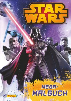 Star Wars: Mega-Malbuch