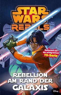 Star Wars Rebels Comic von Barlow,  Jeremy, Fisher,  Martin, Molesworth,  Bob, Nickel,  Gunther, Römling,  Ingo
