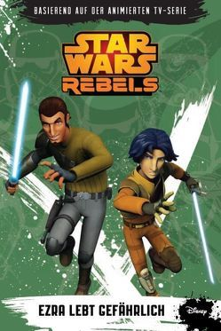 STAR WARS Rebels (Episodenroman zur TV-Serie) von Kogge,  Michael