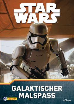 Star Wars: Star Wars – Das Erwachen der Macht: Galaktischer Malspaß