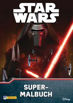 Star Wars: Star Wars – Das Erwachen der Macht: Super-Malbuch