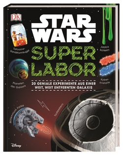 Star Wars™ Superlabor von Heinecke,  Liz, Horton,  Cole
