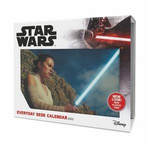 Star Wars Tagesabreißkalender 2022 von Heye